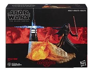 Star Wars Kylo Ren Black Series Centerpiece Ed. Adulto C/luz