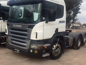 Scania P340 6x2 Opticruise 1° Mano