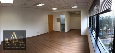 Sala Comercial Alphaville - Sa0246