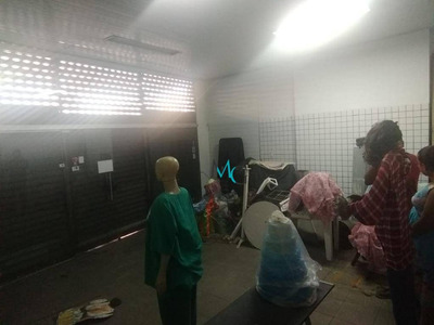 Loja Para Alugar, 90 M² Por R$ 3.500/mês - Campo Grande - Rio De Janeiro/rj - Lo0015
