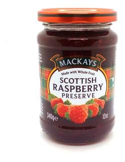 Mermelada Mackays De Frambuesa 340 Gr Escocia