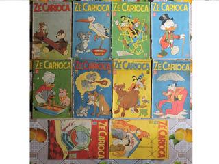 Ze Carioca 10 Revistas 1963 -64