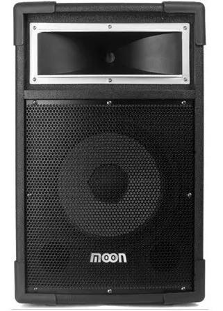 Moon M1020p Bafle Pasivo 10 PuLG Con Manija 2 Vias Tapizado