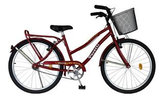 Bicicleta Playera Peretti Paseo Dama R24 // Envío Gratis.