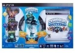 Box Lacrado Skylanders Spyros Adventure Pra Ps3 Playstation3