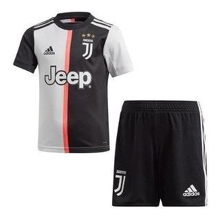 Jersey Playera Uniforme Juventus Local Adulto Cr#7 2019-2020