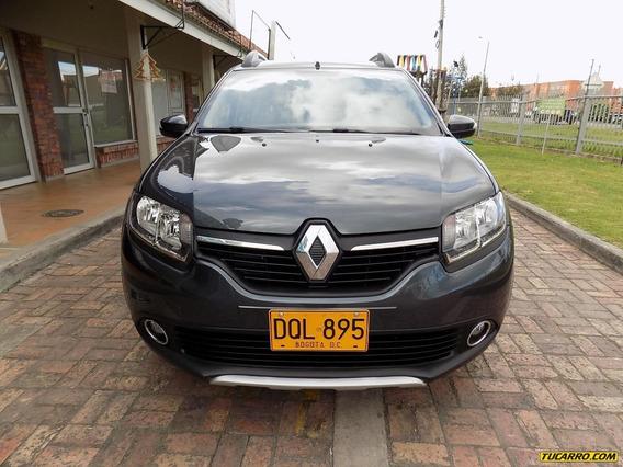 Renault Sandero Stepway Intens Dynamique 1.6cc Mt Aa