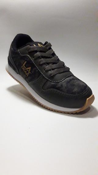 Zapatillas L.a. Gear Niños Collins (lak-05696)