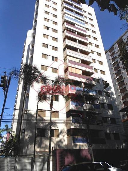 Apartamento (higienópolis) - Ribeirão Preto/sp - Ap1653