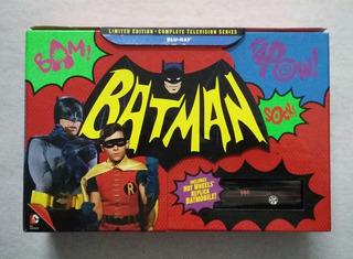 Blu-ray Batman Limited Edition Complete Televion Series