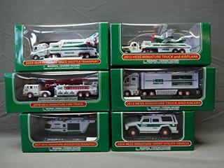 Vehículos De Juego,hess Mini Miniature Lot Set 2009, 20..