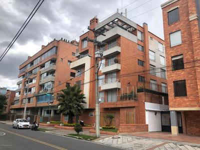 Apartestudio En Arriendo Santa Barbara Mls18-480dt