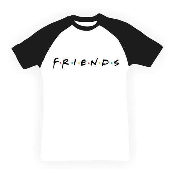 Remeras De Series Friends , Retro, 90s Personalizadas