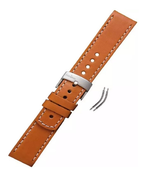 Pulseira De Couro Para Relógio Suunto - Ss014825000