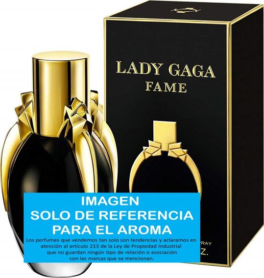 Perfume Contratipo De 60ml Fame Lady Gagaa