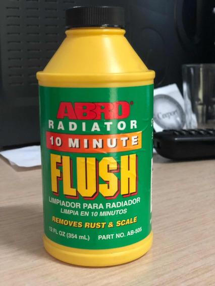 Flush Para Radiador Abro 354 Ml- Cx Com 24 Un