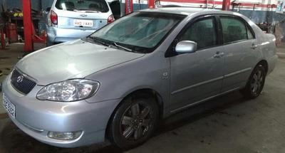 Corolla Seg 2006 Blindado