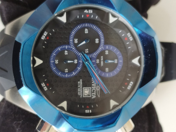 Relogio Masculino Invicta Force, 16907, Azul, Original,