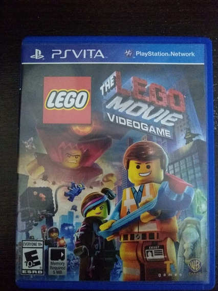 The Lego Movie Videogame Ps Vita