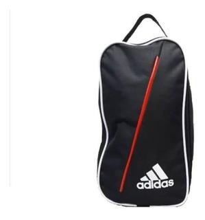 Porta Chuteira adidas Tenis Futebol Jogo Bolsa