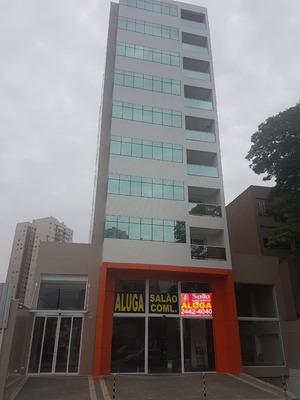 Salão E Salas Comerciais Em Ótima Localização