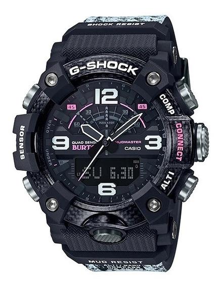 Relógio Casio G-shock Gg-b100btn-1a Pronta Entrega!
