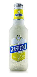 Chopp De Vinho Grapecool Longneck Pinãcolada 12x269ml- Góes