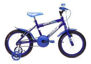 Bicicleta Aro 16 - Infantil - Cairu - Azul