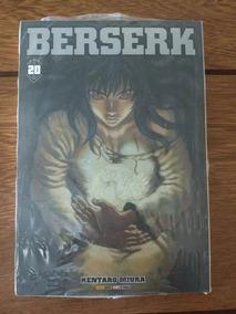 Berserk N° 20 - Panini. Frete Grátis (novo/lacrado)