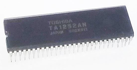 Ta1252an Ta1252 Toshiba Video Croma