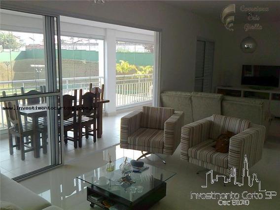 Apartamento Para Venda Em Mogi Das Cruzes, Vila Suissa, 3 Dormitórios, 2 Suítes, 3 Banheiros, 2 Vagas - Varandas_1-849857