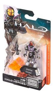 Mega Construx Halo Heroes Series 2 Spartan Oceanic Figure #5