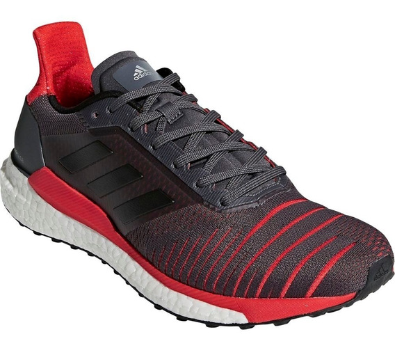Tenis adidas Solar Glide Hombre Correr Boost Running Gym