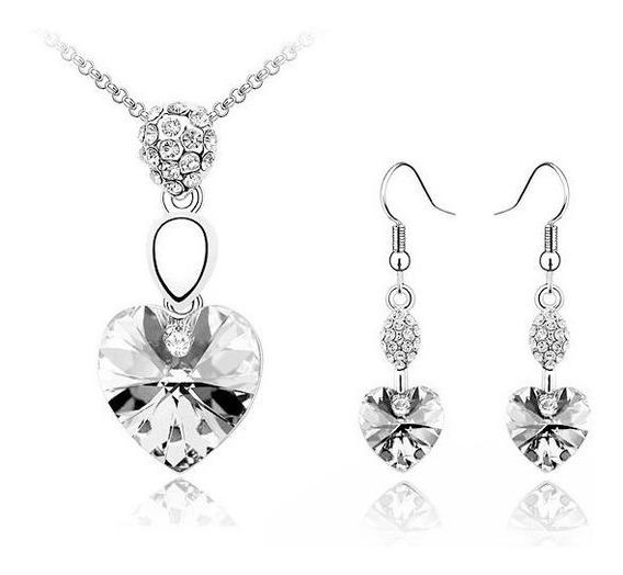 Juego Con Cristales, Ocean Heart E1-14-05