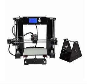 Kit Impressora 3d A6 Montada + Filamento Pla + Frete Grátis