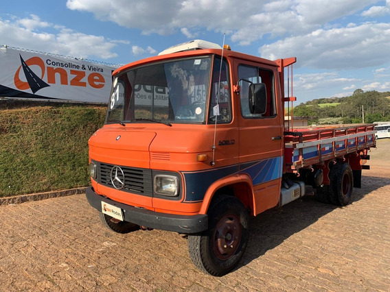 Mercedes-benz Mb 608 D 1981