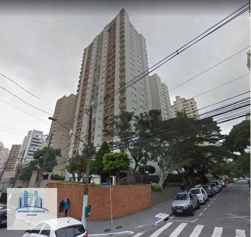 Imagem 1 de 1 de Apartamento À Venda, 47 M² Por R$ 525.000,00 - Moema - São Paulo/sp - Ap3354