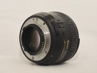 Lente Nikon 50mm F/1.4
