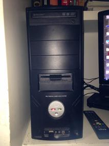 Computador Desktop 3gb Ram 1,8gz Windows Vista