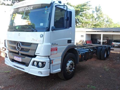 Mb 2430 20/21 6x2 Chassi - Rodobens R$ 235000+29 X $5.200