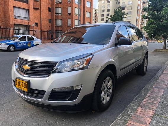 Chevrolet Traverse 2016 3.6 Awd 4x4 Unico Dueño