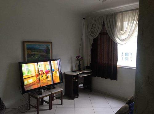 Imagem 1 de 15 de Apartamento Com 1 Dorm, Centro, São Vicente - R$ 205 Mil, Cod: 1175 - V1175