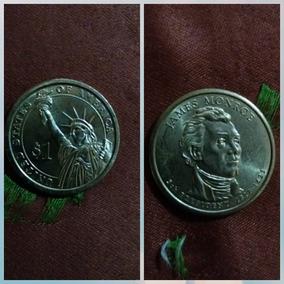 Estados Unidos - Moeda 1 Dólar Americano - Presidentes 3