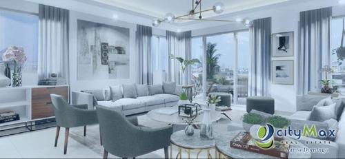 Apartamento En Torre De Ensanche Paraiso Pva-007-09-20