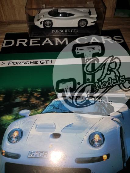 Porsche Gt1 1/43 Ixo Dreams Cars Miniatura Colección