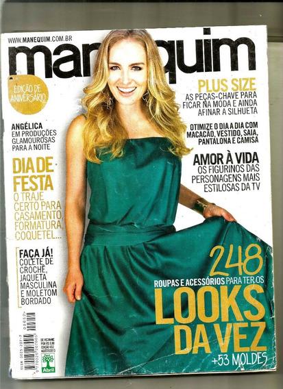Revista Manequim 652/2013 - Angélica - Paolla Oliveira
