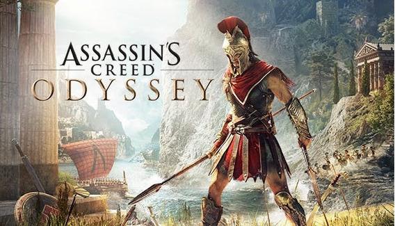 Assassins Creed Odyssey Box One Midia Digital Online Offline