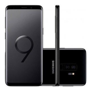 Samsung Galaxy S9 Plus G9650/ds 128gb Preto Original