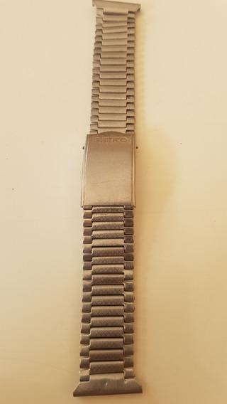 Pulseira Relógio + Gomos Seiko 140mm X 20mm 14cm Masculina
