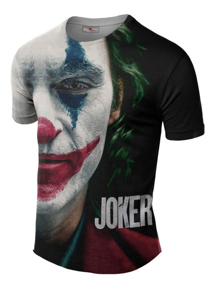 Remera Joker 2019 Ranwey Pr371